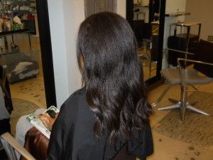 Paul Brown Straight Perm a great way to smooth and straighten unruly hair!