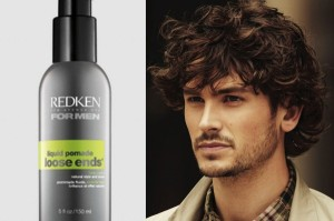 New additions to  Redken for Men  styling and hair care products
