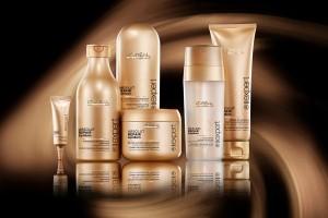 L'Oreal has a NEW hair care line called Absolute Repair Lipidium