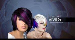 Chroma Silk Vivids Hair Color @ By Subairi