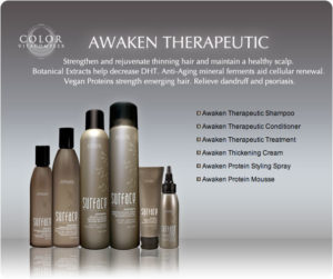 Surface Hair Care introduces a  natural treatment for fine and thinning hair