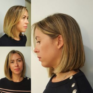 Update your look with a classic bob