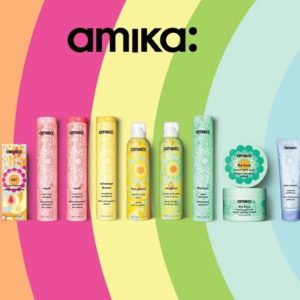 Amika  #hairrebellion is here @ By Subairi!